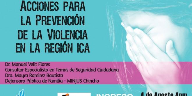 Mujeres Autoridades de la Región asumen acciones frente a la Violencia