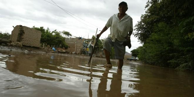 Pachacutec:Juntos Afrontamos el Cambio Climático y el Niño