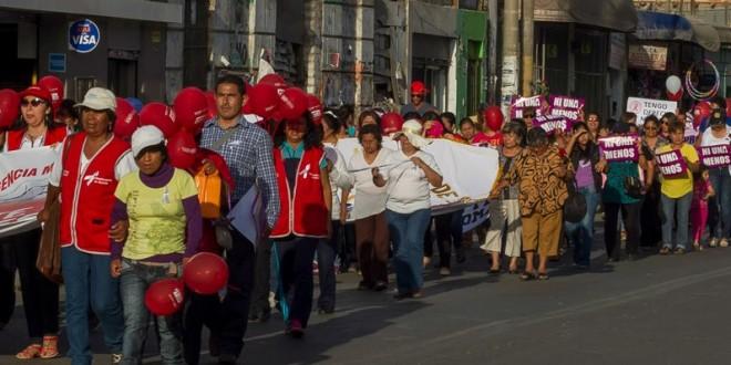 VÍDEO: Estructura Curricular de I.E San Luis Gonzaga establece prevenir la violencia contra la Mujer