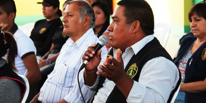 """CODEHICA realiza taller sobre """"Liderazgo"""" en el Instituto Nacional Penitenciario de Ica"""