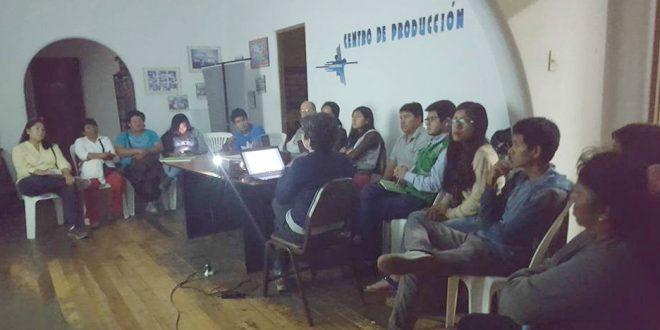 VIDEO: Comité de Vigilancia frente al cambio climático se instala en Ica.