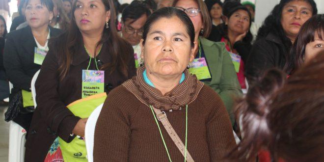 Medio Ambiente y Gestión de riesgo de Desastres, temas centrales de la VI Audiencia Pública de Mujeres Autoridades
