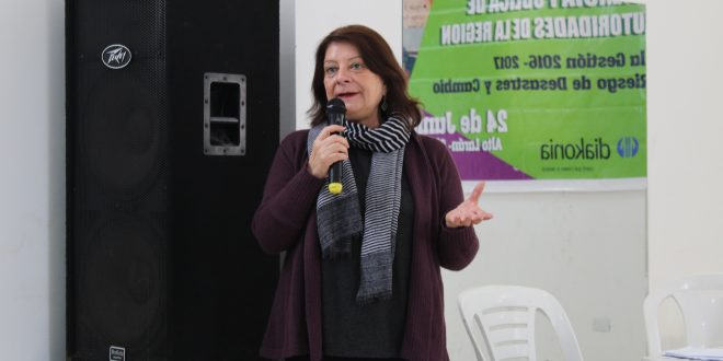 Gobiernos Locales deberían invertir en capacitación de mujeres lideresas
