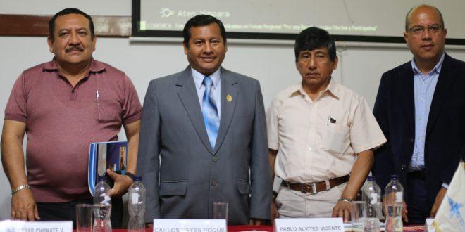 VIDEO: ALCALDES DISTRITALES DEMANDAN AL GORE DEJAR COLORES POLÍTICOS Y TRABAJAR DE MANERA CONJUNTA PARA EL BENEFICIO DE LA REGIÓN