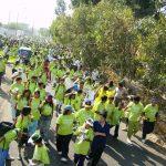 Caminata por los derechos humanos