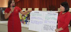 VIII AUDIENCIA REGIONAL DE MUJERES AUTORIDADES  ELECTAS DE LA REGIÓN ICA